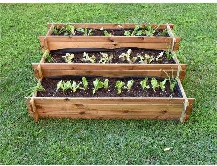 Recipientes de Cultivo para el Huerto Urbano