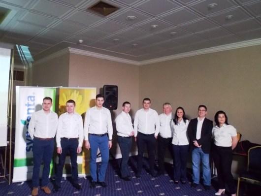 Syngenta Summit - ianuarie 2016
