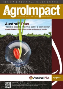 AgroImpact Nr. 34 Iulie/August 2019
