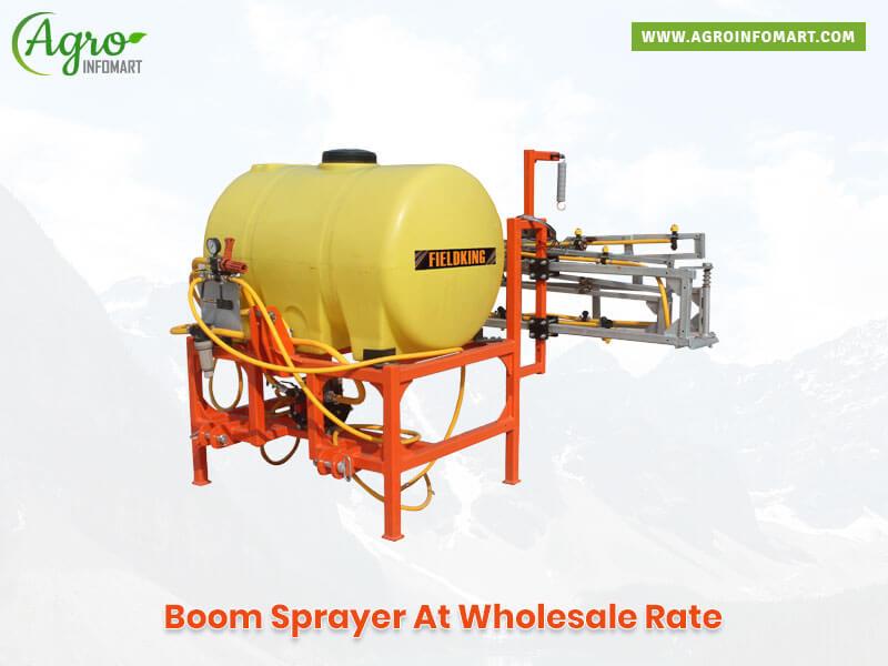 Agricultural Spray Nozzles