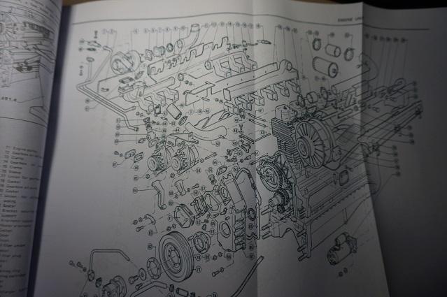John Schematics Deere Engine