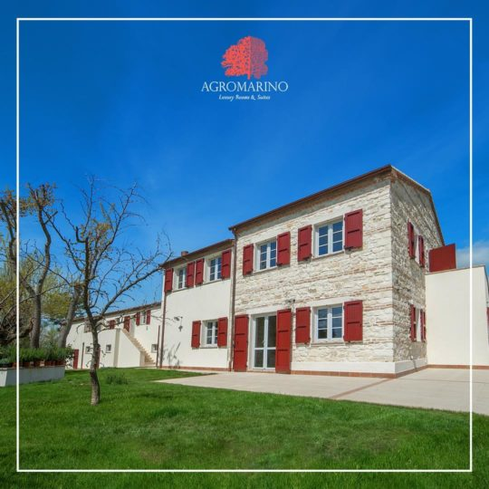 Agromarino Luxury Rooms & Suites