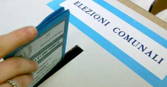Via alla campagna elettorale. Prime uscite pubbliche per i candidati a Sindaco.