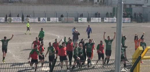 Harakiri Baiano, il Saviano verso i play-off (? VIDEO)
