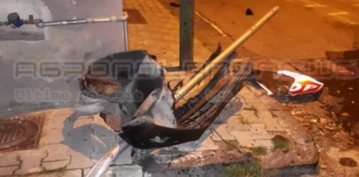 Notte di follia a Casamarciano. 36enne semina il panico in auto