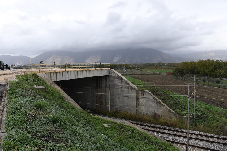 Ripartono i lavori per i collegamenti alla zona ASI – Interporto di Nola