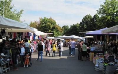 Nola: mercato del mercoledì aperto per alimentari e floricoltura