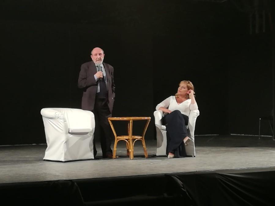 Festival del Teatro di Casamarciano, a Galimberti il premio alla cultura