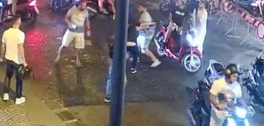 Carabiniere aggredito in strada a Castellamare: è grave. 4 arresti
