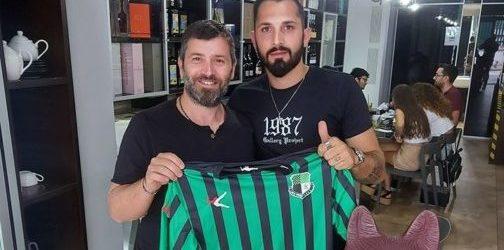 Saviano, la firma di Giovanni  Bocchino completa il roster nero-verde