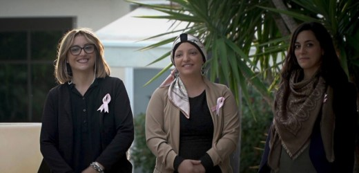 Un docufilm sulla prevenzione del tumore al seno.