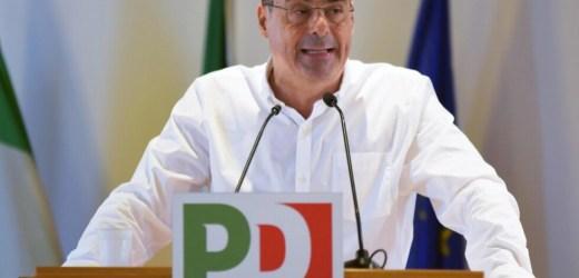 Zingaretti lascia la guida del Partito Democratico