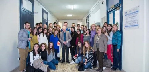Nola: Il liceo Carducci commemora Aldo Masullo