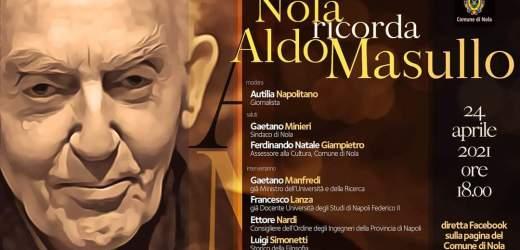 Un webinar nel ricordo di Aldo Masullo