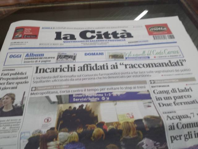 GIORNALE 1