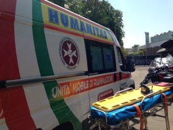 ambulanza rianimativa