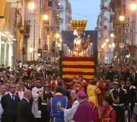 SAL - processione san matteo (Foto Tanopress)