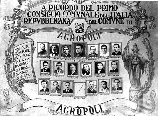 AGROPOLI PRIMO SINDACO