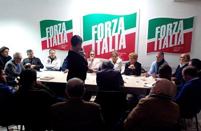 Direttivo_Forza_Italia_Salerno