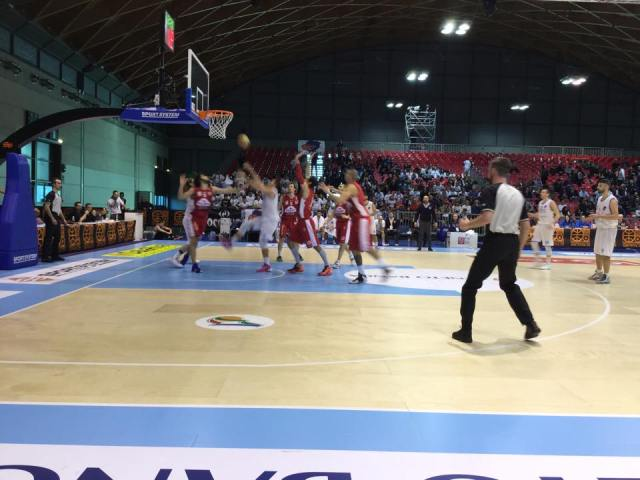 BASKET COPPA ITALIA 1