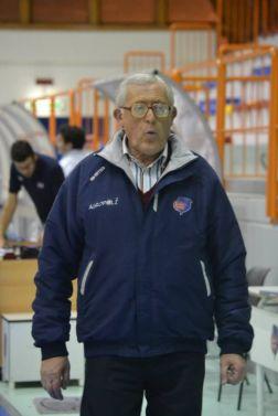 Giulio Russo presidente basket Agropoli