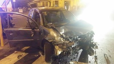 INCIDENTE SALERNO