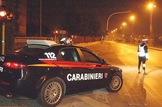 CARABINEIRI NOTTE