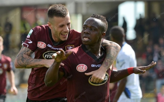 SALERNITANA LATINA GOAL ODYER