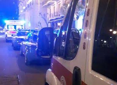 ambulanza-movida-Salerno-polizia