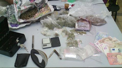 Sequestro_Droga_Polizia