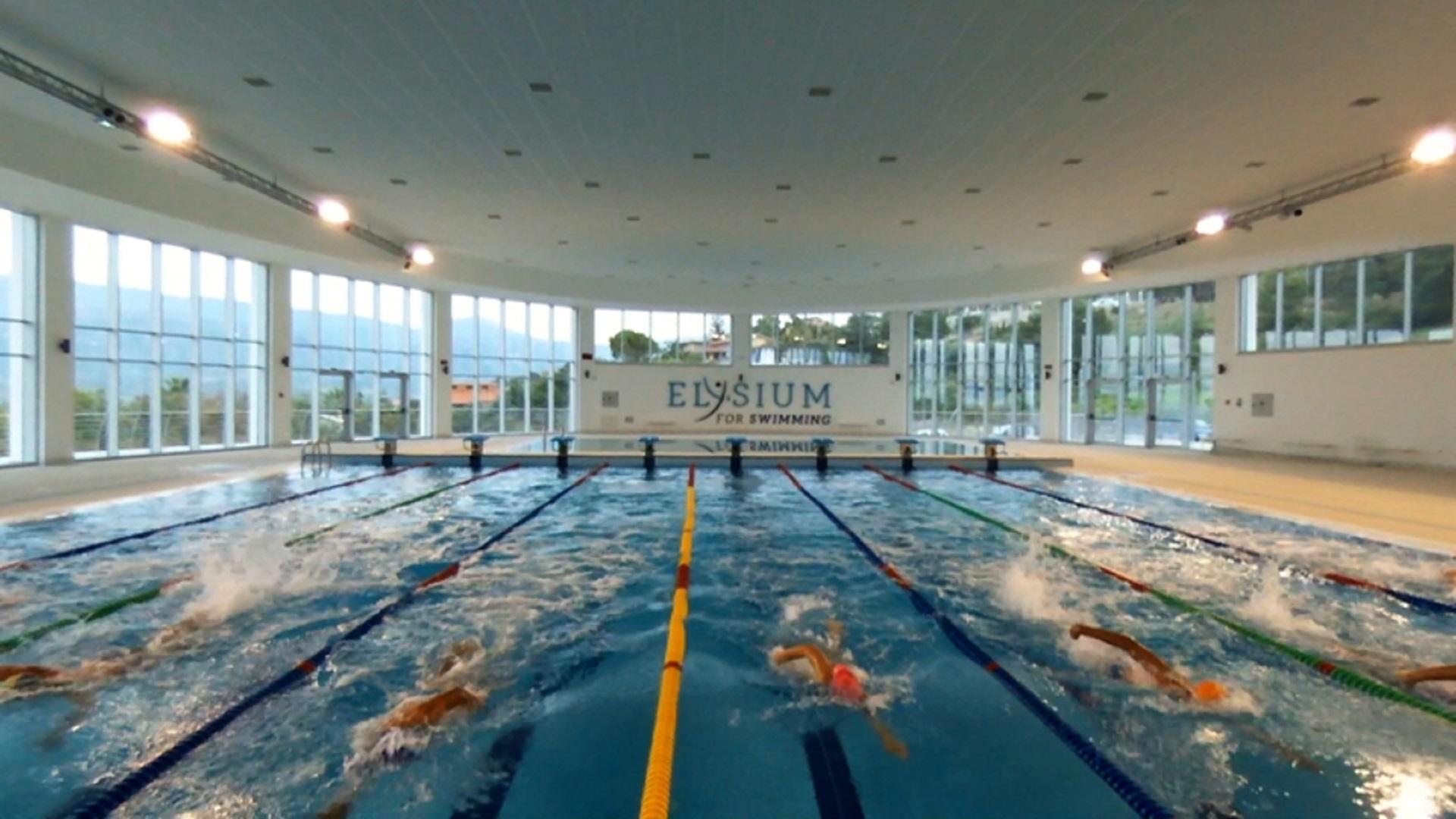 Agropoli elysium non solo nuoto e non solo sport la - Piscina trezzano sul naviglio nuoto libero ...