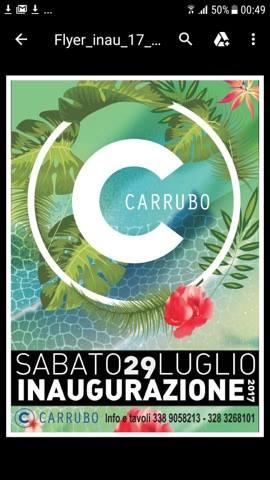 NEW CARRUBO