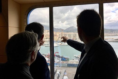 Salerno_vista_panorama_Nave_Crociera_turisti_3