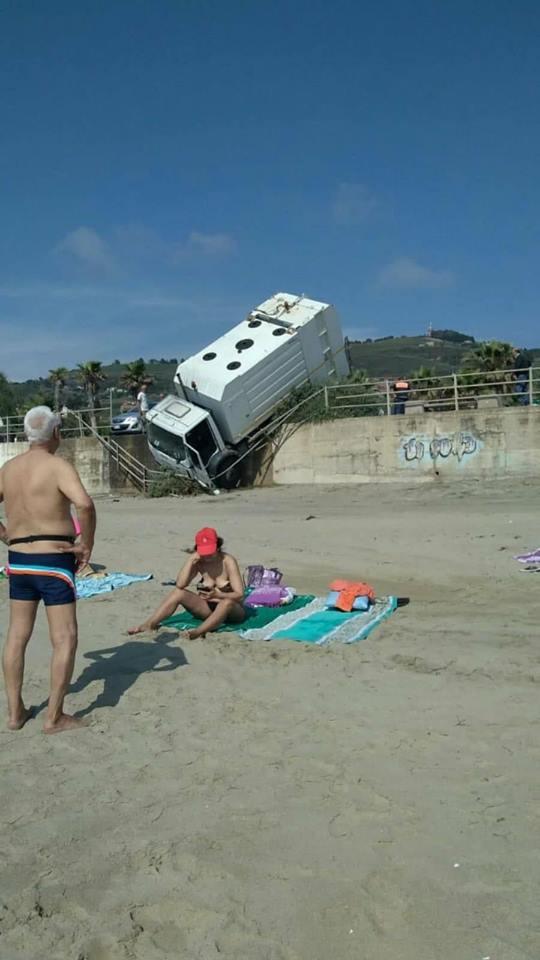 monnezza camion