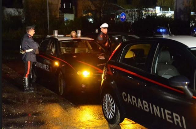 carabinieri notte19