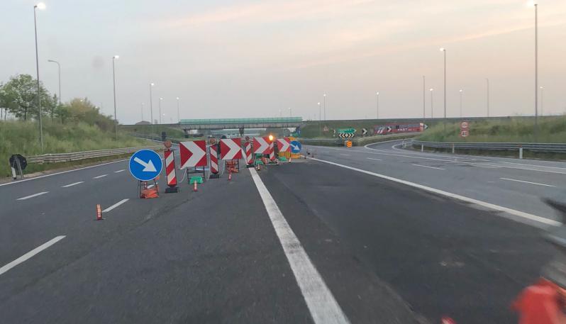 Autostrada A2 Deviazioni (2)