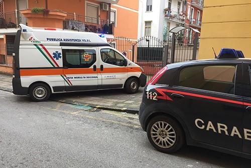 Ambulanza_VOPI_Carabinieri_Via_Puglia