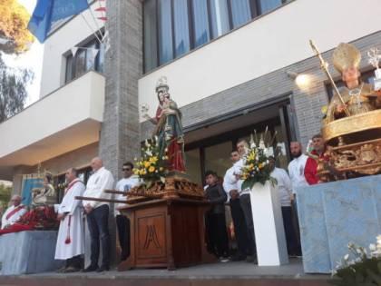 SANTA MARIA DI CASTELLABATE, SAN PANTALEO ACCOLTO DA SAN COSTABILE E SANTA MARIA A MARE