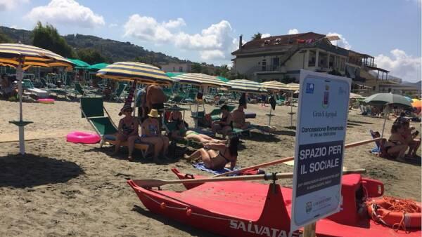 Spiaggia solidale Agropoli