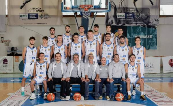 New Basket Agropoli 2021