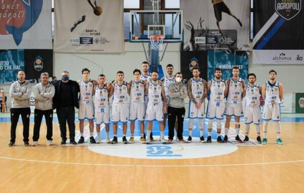 new basket agropoli 1