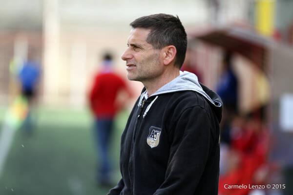 Carmelo Condemi, allenatore della Battipagliese