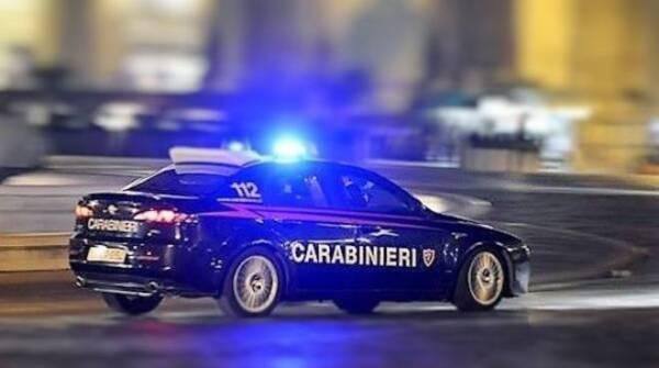 carabinieri inseguimento