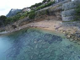spiaggia della grotta