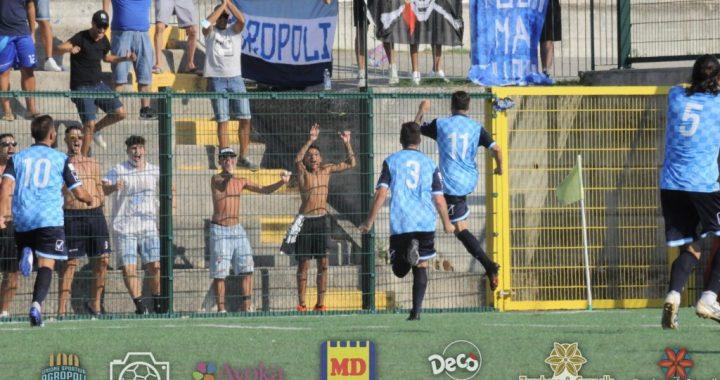 goal agropoli