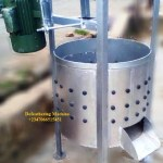 Basic Broiler Processing Equipment for Small-Medium Scale