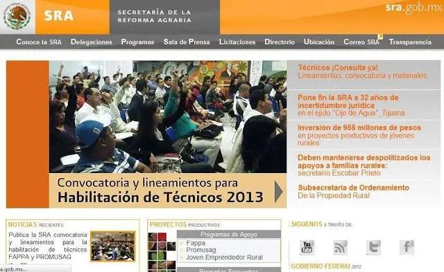 habilitacion tecnicos SRA 20123