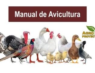 Manual de avicultura gratis
