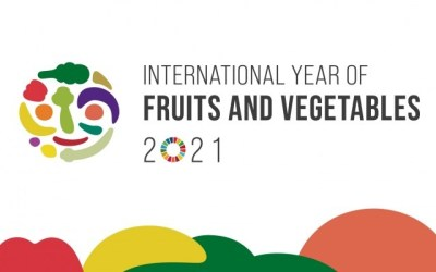 2021 Ano Internacional das Frutas e Legumes