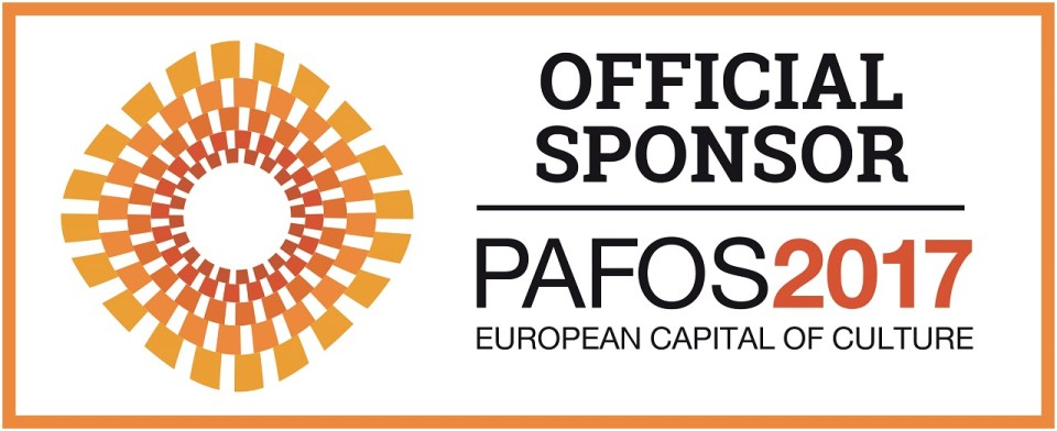 Pafos2017 Official Sponsors